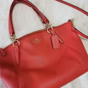 Coach Mini Kelsey crossbody / satchel